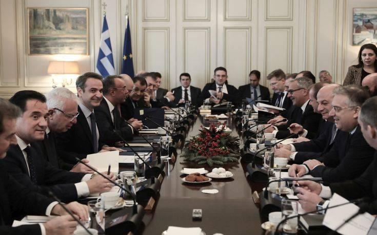 Ποιοι εξωκοινοβουλευτικοί υπουργοί θα είναι υποψήφιοι με τη ΝΔ στις επόμενες εκλογές και πού