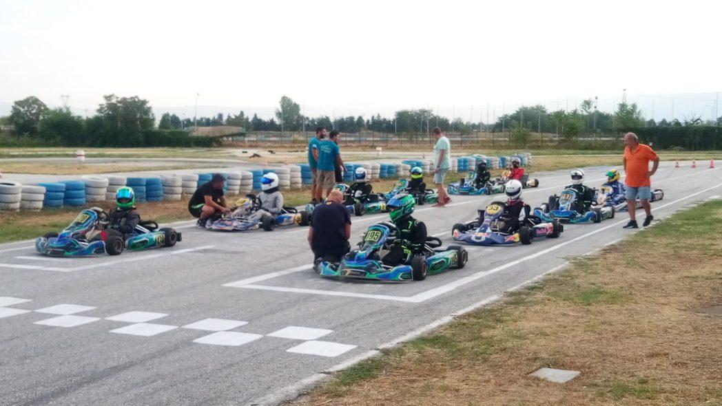 Ετοιμάζει βαλίτσες η Cosmosrally Kart Academy για διεθνείς αγώνες καρτ