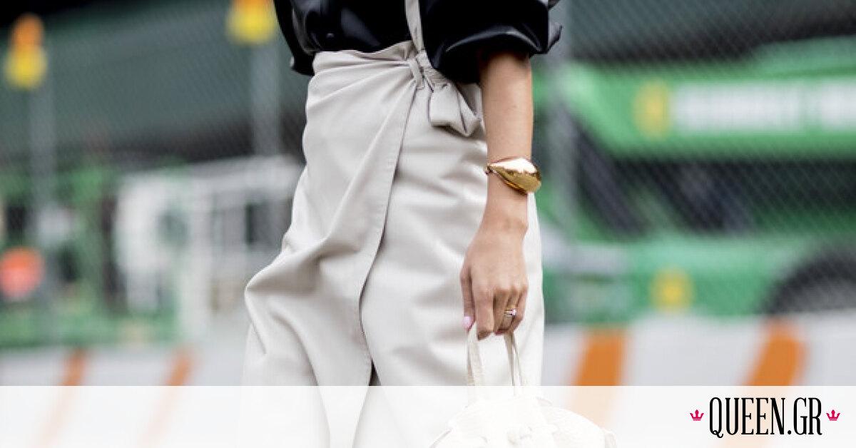 Πώς να φορέσεις τη φούστα σου για να δείχνει η μέση σου πολύ λεπτή