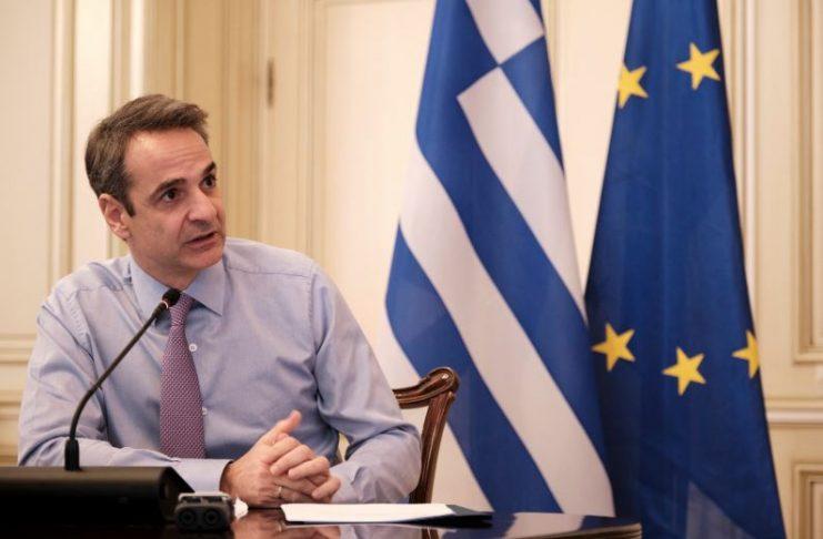 Το μήνυμα του Κυριάκου Μητσοτάκη στους υποψηφίους των Πανελληνίων: «Νίκησαν πρωτόγνωρες δυσκολίες μιας διαφορετικής χρονιάς»