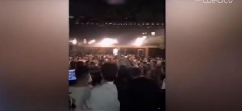 """Άλιμος: Πάρτι με 1.000 άτομα σε beach bar – Δύο μήνες """"λουκέτο"""" και πρόστιμο 20.000 ευρώ"""