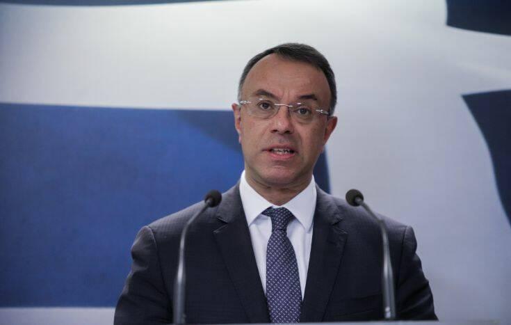 Σταϊκούρας: Σε εφαρμογή στο πρώτο μισό του Ιουνίου η δεύτερη φάση της επιστρεπτέας προκαταβολής