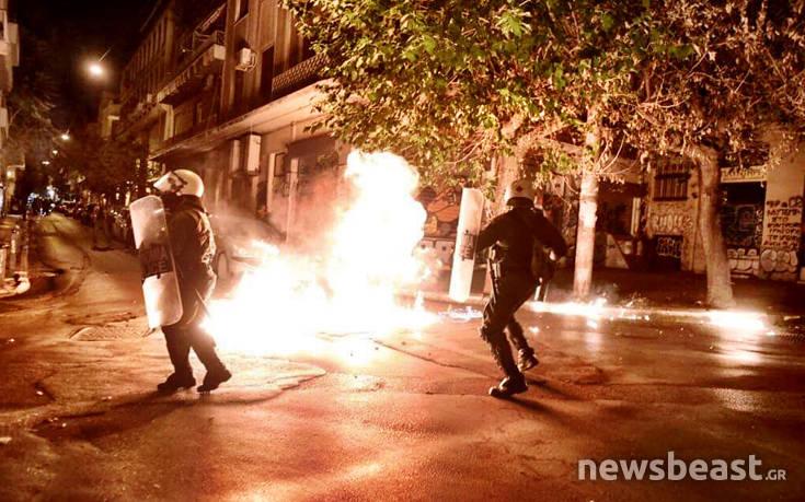 Ποινικές και αστικές ευθύνες σε όσους προκαλούν επεισόδια και στους οργανωτές των διαδηλώσεων