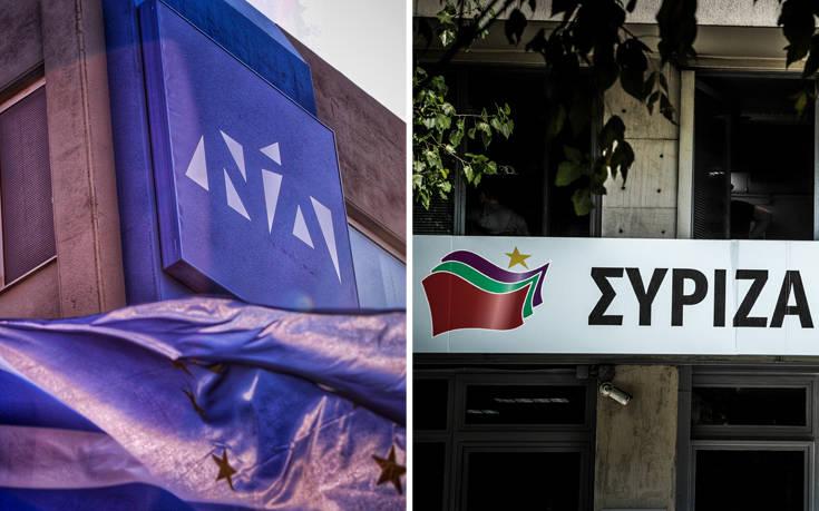 Μαίνεται πόλεμος ΝΔ-ΣΥΡΙΖΑ για Novartis και «παρακράτος»