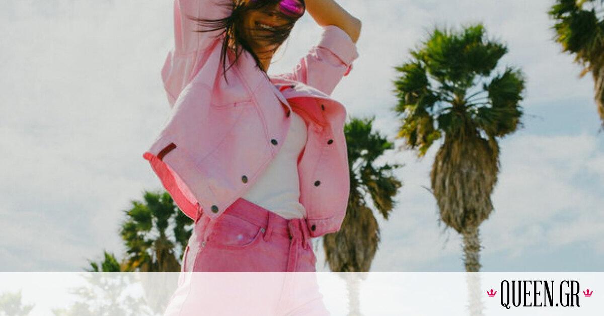 Life in Pink: Ένα «περίεργο» χρώμα jean είναι το πιο hot trend της σεζόν