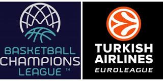 Τα οικονομικά δεδομένα της Euroleague και του Basketball Champions League