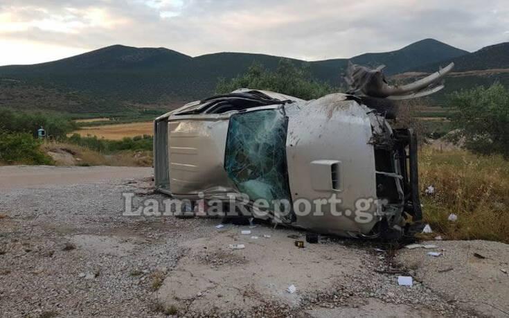 Τροχαίο στη Λαμία: Σοκαριστικές φωτογραφίες από το σημείο – Αύριο η κηδεία του 42χρονου