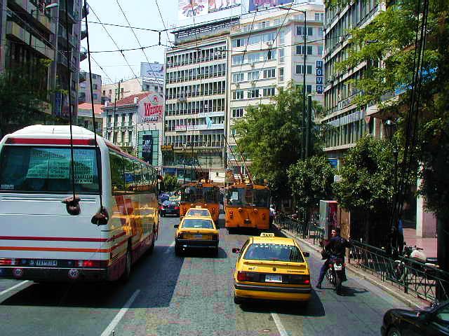 Μόνο με SMS η πρόσβαση στο κέντρο της Αθήνας από 15 Ιουνίου