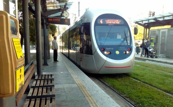 ΣΤΑΣΥ: προσωρινή η παραχώρηση του τροχιοδρόμου του τραμ στη Βασιλίσσης Ολγας