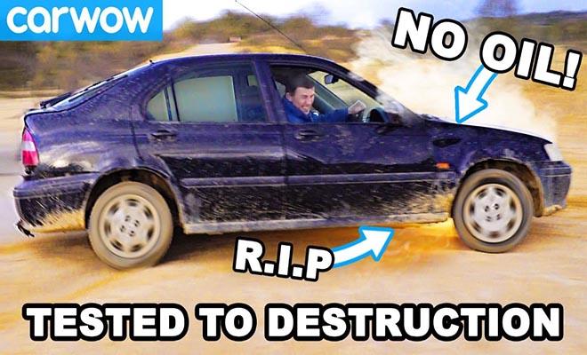 Έχετε αναρωτηθεί; – Πόσο αντέχει ένα αυτοκίνητο χωρίς να έχει λάδι και ψυκτικό υγρό; [Βίντεο]