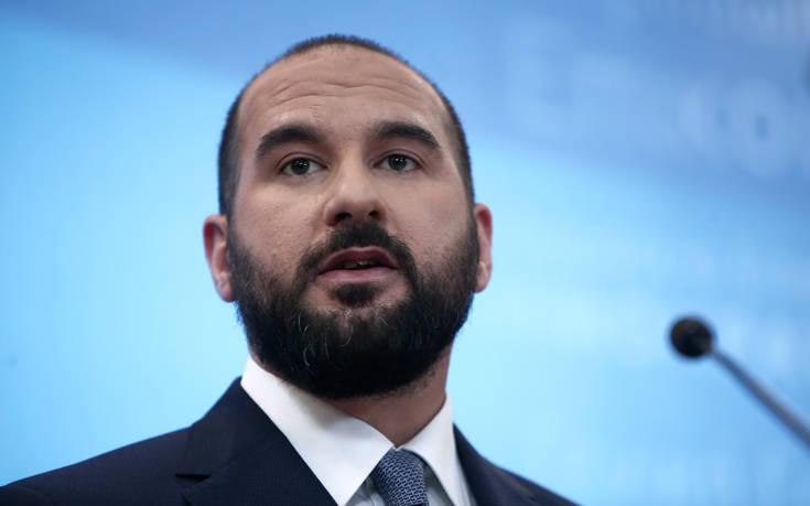 Τζανακόπουλος: Η στήριξη της εργασίας είναι όρος για τον περιορισμό της ύφεσης