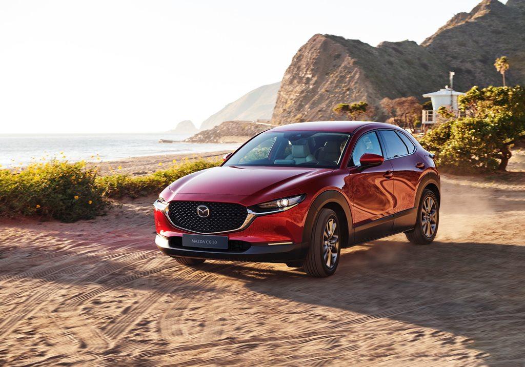 Το Mazda CX-30 θριάμβευσε στο διαγωνισμό Design Trophy 2020