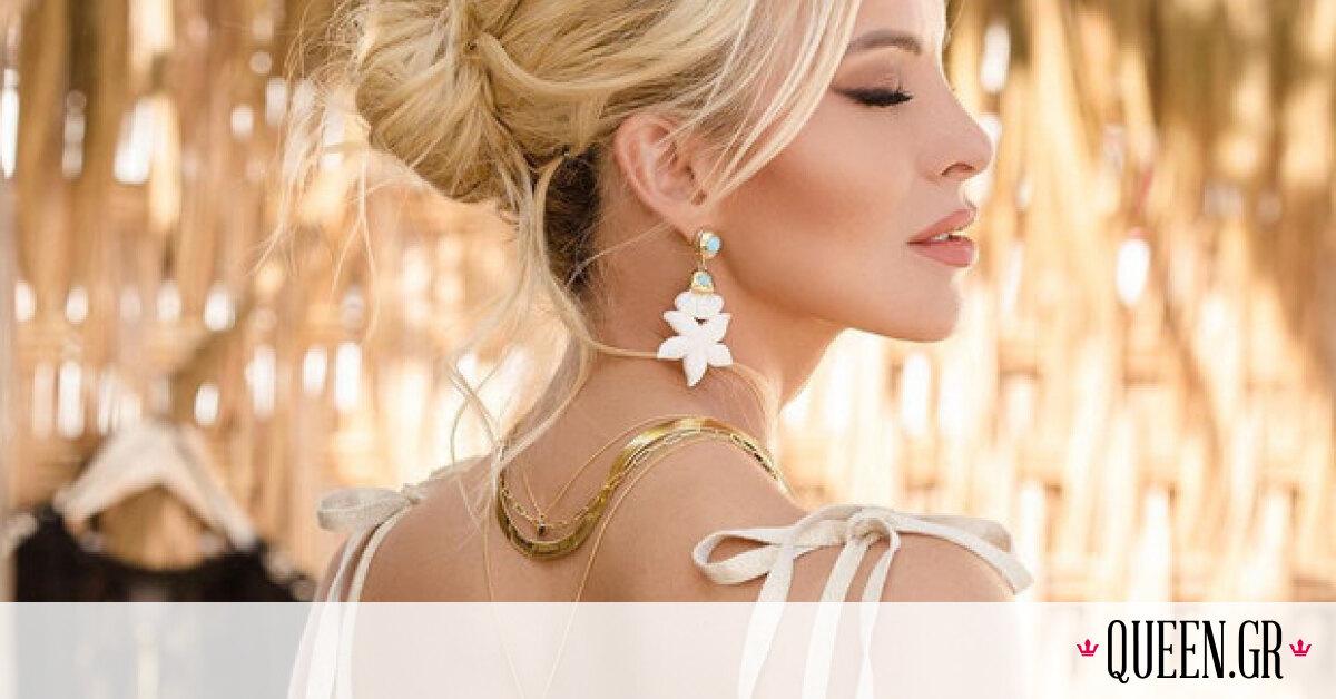 Το jewelry trend που δοκίμασε η Κατερίνα Καινούργιου δεν περνάει απαρατήρητο