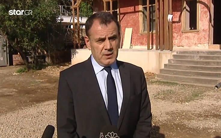 Νίκος Παναγιωτόπουλος για Τουρκία: Είμαστε έτοιμοι ακόμα και για μια στρατιωτική λύση