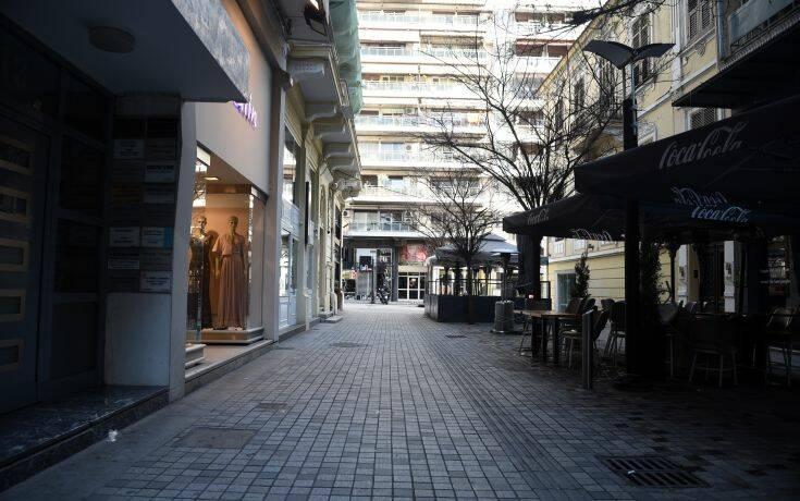 Αγίου Πνεύματος 2020: Υποχρεωτικά κλειστά τα καταστήματα στη Θεσσαλονίκη
