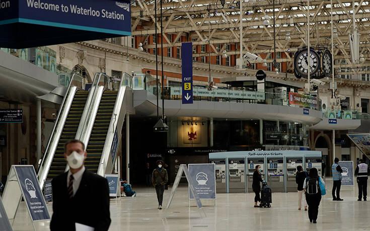 Βρετανία: Υποχρεωτική η χρήση μάσκας στα μέσα μεταφοράς από τις 15 Ιουνίου