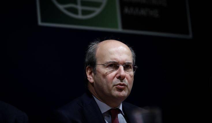 Χατζηδάκης: Η Τουρκία είναι παραφωνία στην ευρύτερη περιοχή