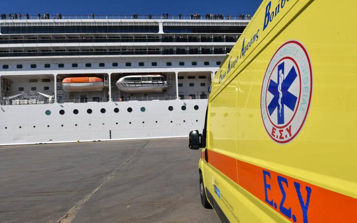 ΕΟΔΥ: Οδηγίες για τα πλοία με μακροχρόνιο ελλιμενισμό