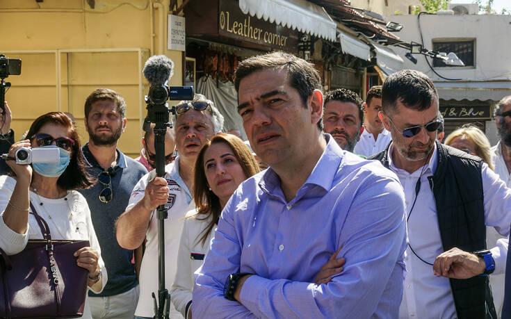 Επίσκεψη του Αλέξη Τσίπρα στη Θεσσαλονίκη την Πέμπτη