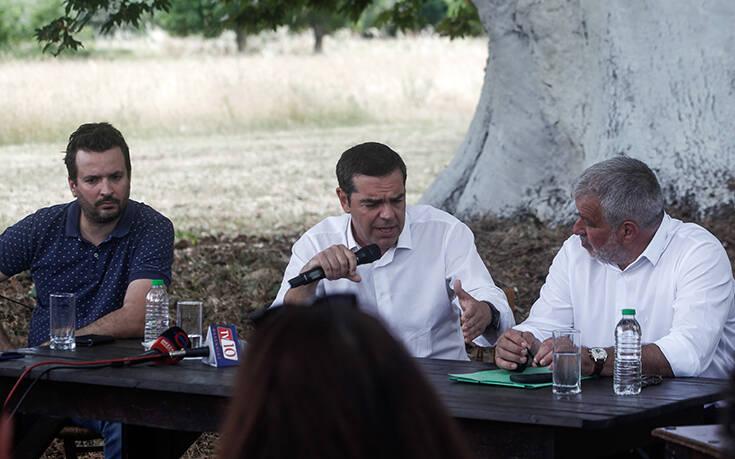 Αλέξης Τσίπρας: Η Ελλάδα, δυστυχώς, θα είναι μία από τις χώρες που θα ξεφύγει πιο αργά από την κρίση