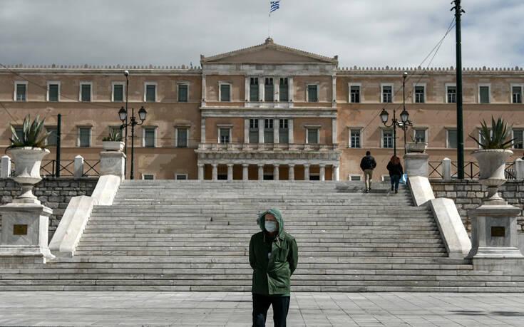 Έρευνα της Alco: 1 στους 3 Έλληνες δεν ανησυχεί για τον κορονοϊό