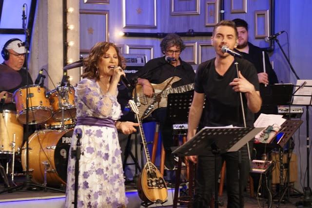 «Στα τραγούδια λέμε ΝΑΙ»: Αφιέρωμα στη Γλυκερία με σπάνια εμφάνιση του Μιχάλη Χατζηγιάννη (trailer+photo)