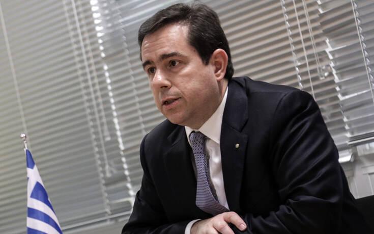 Νότης Μηταράκης: «Η απάντηση της Ευρώπης πρέπει να είναι περισσότερη νόμιμη μετανάστευση»