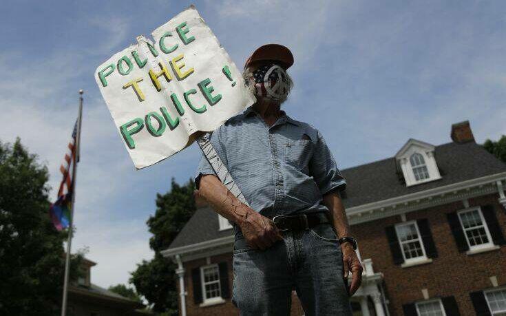 Υπέρ της «διάλυσης» της Αστυνομίας της Μινεάπολης οι περισσότεροι δημοτικοί σύμβουλοι της πόλης