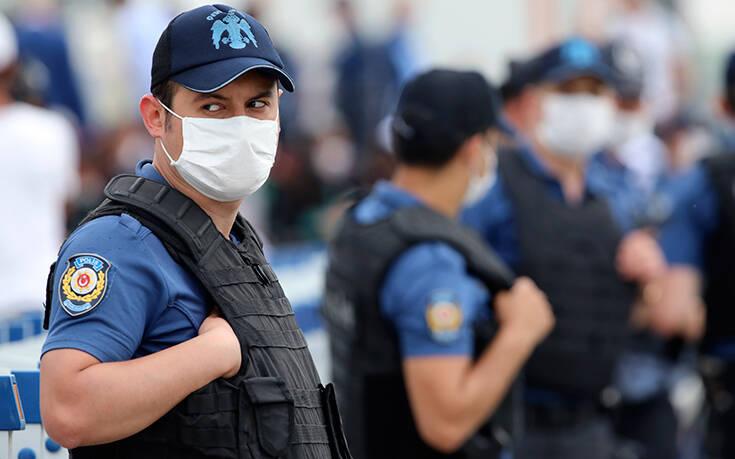 Μακρόν: Η Τουρκία παίζει ένα «επικίνδυνο παιχνίδι» στη Λιβύη