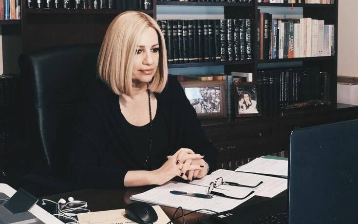 Γεννηματά: Αν ο Ερντογάν περάσει από τα λόγια στις πράξεις, το ίδιο θα πρέπει να κάνει και η Ελλάδα