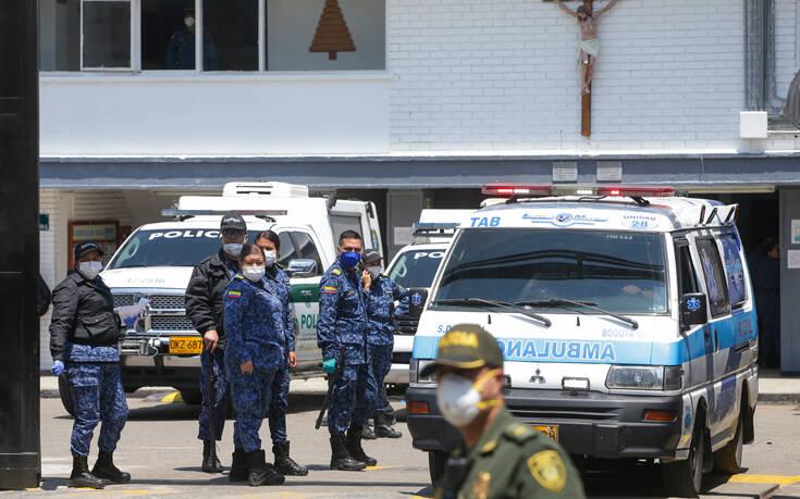 Φορτίο 4,9 τόνων κοκαΐνης εντόπισαν οι αρχές στην Κολομβία -Θα έβγαζαν 265 εκατ. δολάρια