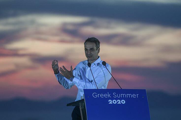 Μητσοτάκης: Δε θέλω να είναι η Ελλάδα ο Νο 1 προορισμός, αλλά ο πιο ασφαλής προορισμός