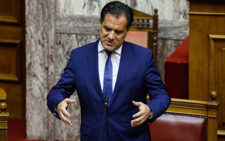 Γεωργιάδης: Η κυβέρνηση δεν θα πετάξει τα λεφτά των φορολογούμενων σε προβληματικές επιχειρήσεις