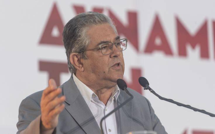 Κουτσούμπας: Το ΚΚΕ θα παλέψει με όλους τους τρόπους ενάντια στην ιδιωτικοποίηση της ΛΑΡΚΟ