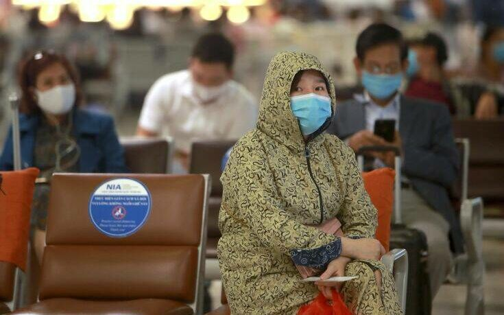 Τρία κρούσματα κορονοϊού σε τουριστικό προορισμό του Βιετνάμ, απομακρύνονται 80.000 άνθρωποι