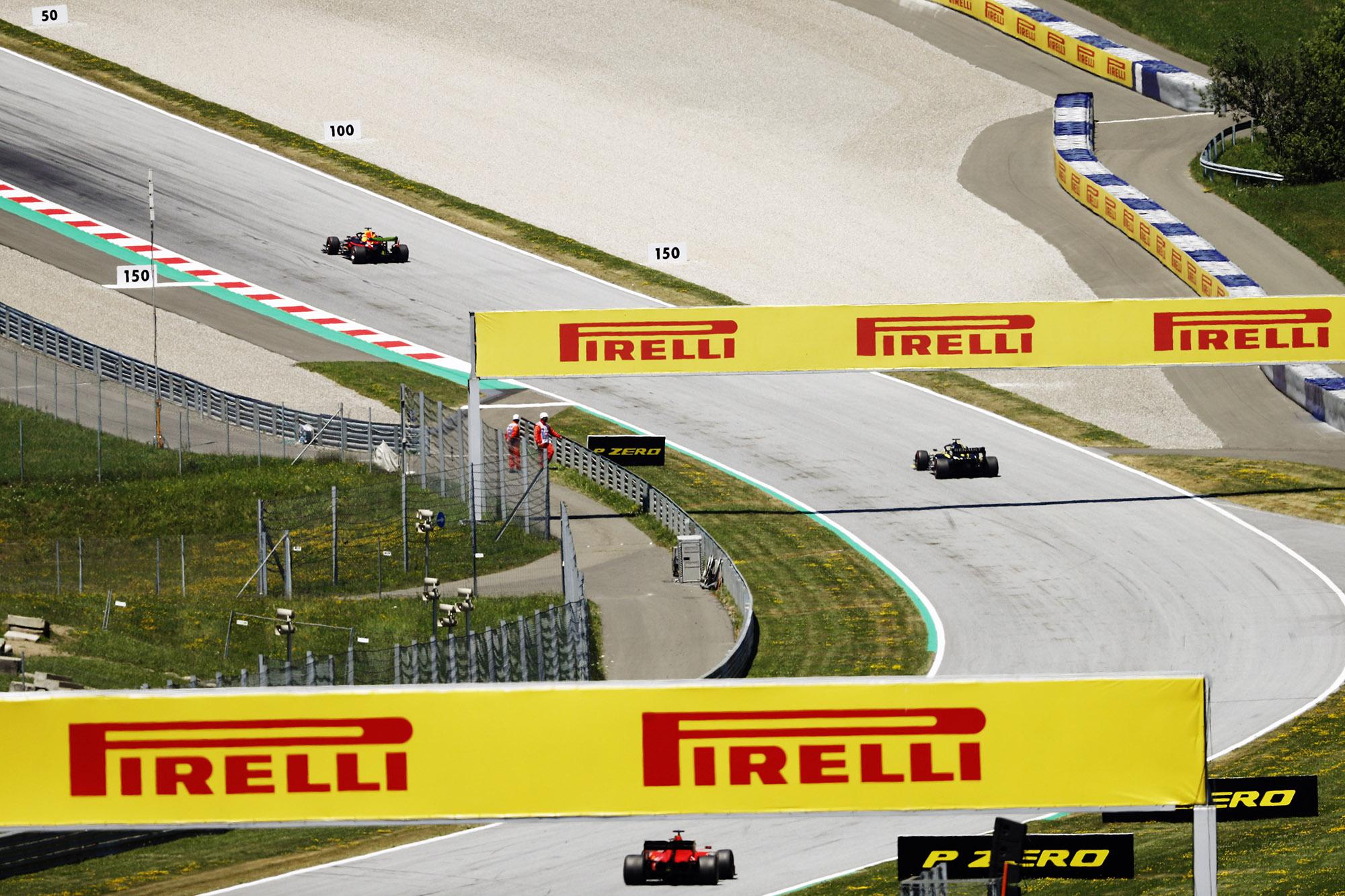 Στην πίστα της Αυστρίας ξεκινάει το Σαββατοκύριακο μετά από τρείς μήνες διακοπής ο πρώτος αγώνας της F1