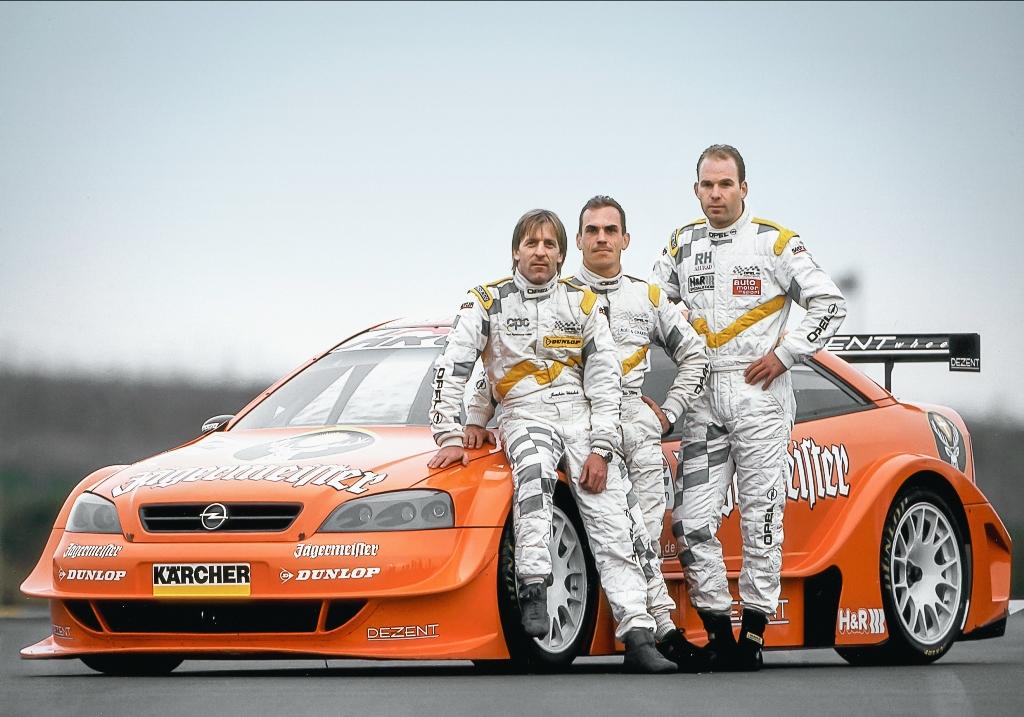 20 Χρόνια στην Opel o Joachim Winkelhock