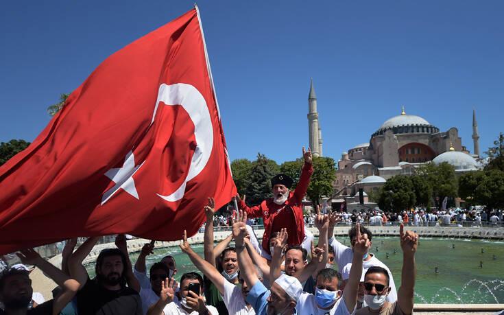 «Χαστούκι» Γερμανίας στην Τουρκία: Ακατανόητη η απόφαση για την Αγιά Σοφία – Δεν γίνεται λογικός διάλογος