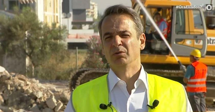 Κυριάκος Μητσοτάκης από Ελληνικό: Σήμερα τραβάμε μια γραμμή με το παρελθόν (βίντεο)