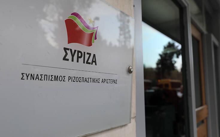 ΣΥΡΙΖΑ: Τραγική η ολιγωρία Μητσοτάκη – Ζητά κυρώσεις για την Τουρκία με οκτώ μήνες καθυστέρηση