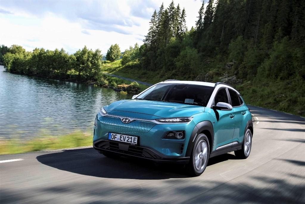 Ήρθε στην Ελλάδα το ηλεκτρικό SUV KΟΝΑ Electric με τιμή εκκίνησης 37.990 ευρώ