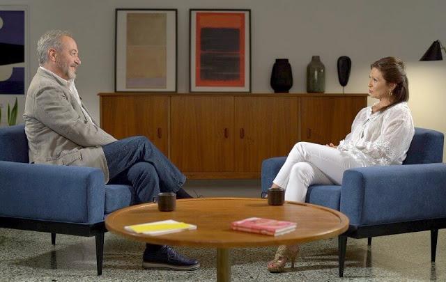 Απόψε στο «Σημείο Συνάντησης»: Γρηγόρης Βαλτινός και Ταμίλα Κουλίεβα συζητούν για τις πολυτάραχες ζωές τους (trailer+photo)