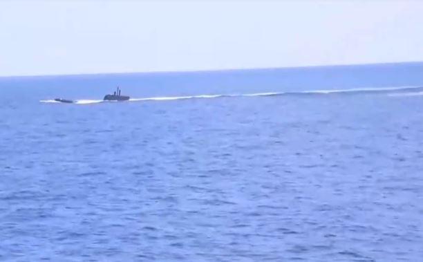Καστελόριζο: Σε ετοιμότητα τα ελληνικά υποβρύχια – Έλαβαν θέσεις και περιμένουν (βίντεο)