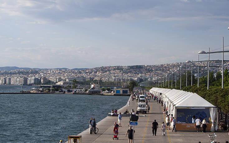 «Μετακομίζει» προς το Ιούλιο για να γλιτώσει τα μπουρίνια το Φεστιβάλ Βιβλίου Θεσσαλονίκης