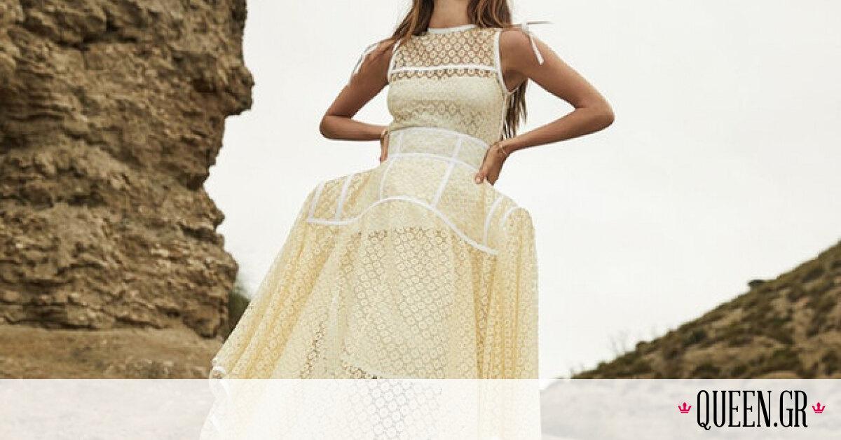 Οδηγός Αγοράς: Φορέματα που θα λατρέψεις αν είσαι καλεσμένη σε γάμο ή βάπτιση