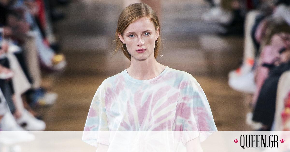 Fashion DIY: Φτιάξε ένα tie-dye T-shirt χρησιμοποιώντας λίγο… πάγο (video)
