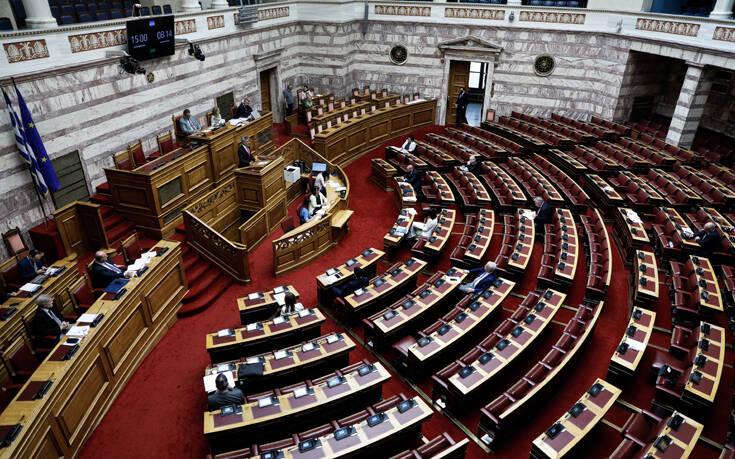Στη Βουλή φέρνει ο ΣΥΡΙΖΑ τις κατηγορίες Γεωργιάδη προς Τουλουπάκη