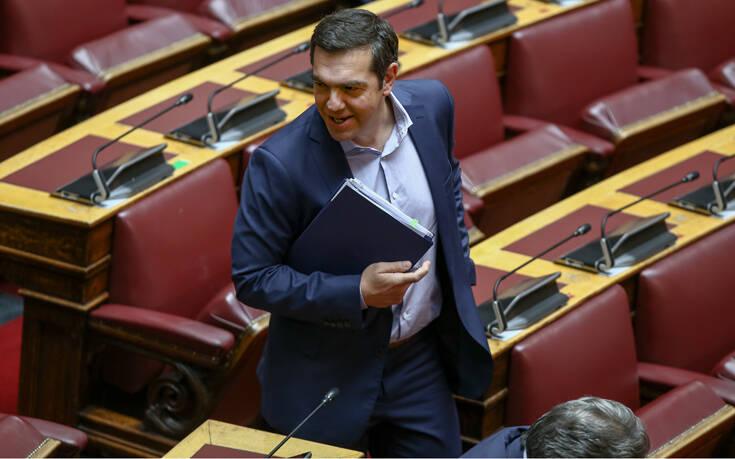 Τσίπρας: «Η ΝΔ παρέλαβε μια οικονομία εκτός μνημονίων και σε χρόνο-ρεκόρ την έφερε πίσω στα δύσκολα χρόνια»