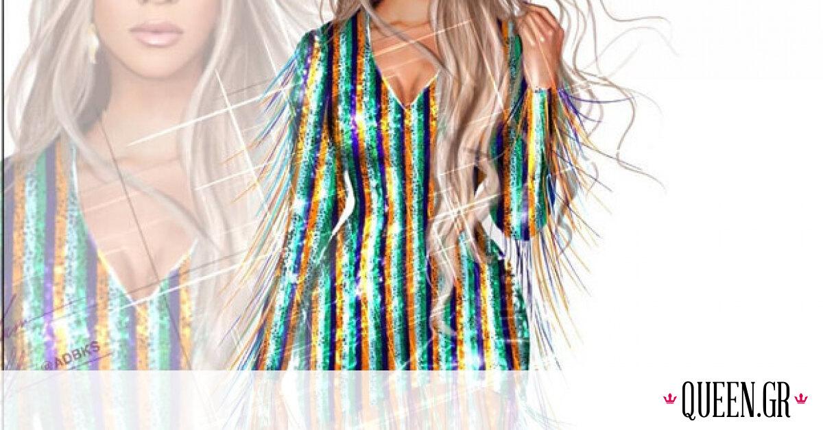 H Beyoncé στο νέο visual album της φοράει δημιουργία του Bρεττού Βρεττάκου