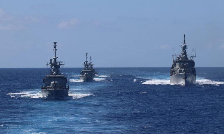 Σε ετοιμότητα οι Ένοπλες Δυνάμεις μετά την έκδοση της τουρκικής NAVTEX